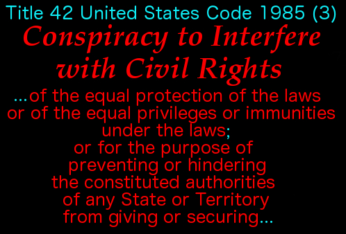 Conspiracy to Interfere w Civil Rights 2