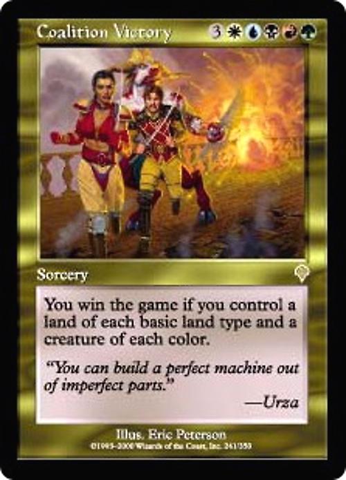 coalition victory magic
